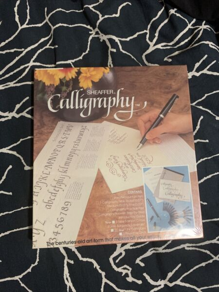 Sheaffer Calligraphy Kit #72260 New In Sealed Box