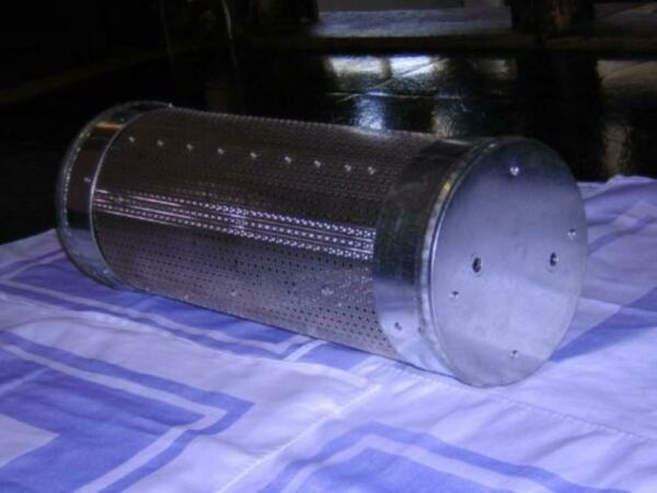 DIY Plans To Make A Coffee Roaster Drum for Your Ronco or Showtime Rotisserie