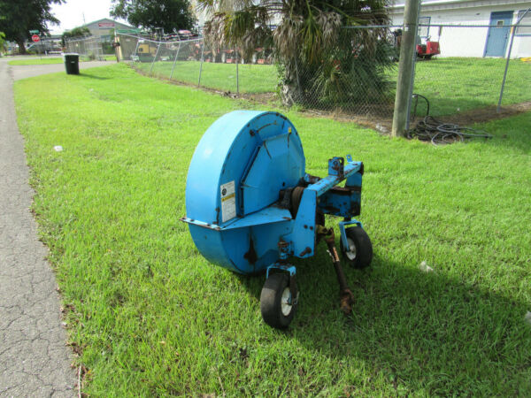 Goossen BL 2 Lawn Leaf Debris Blower Tractor PTO powered same as Toro Blower