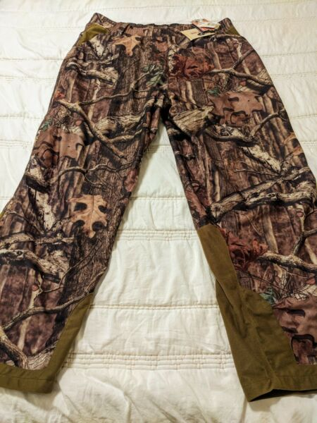 Rocky ProHunter Mens Hunting Camo Pants Rain Pants XXL NEW With Tags