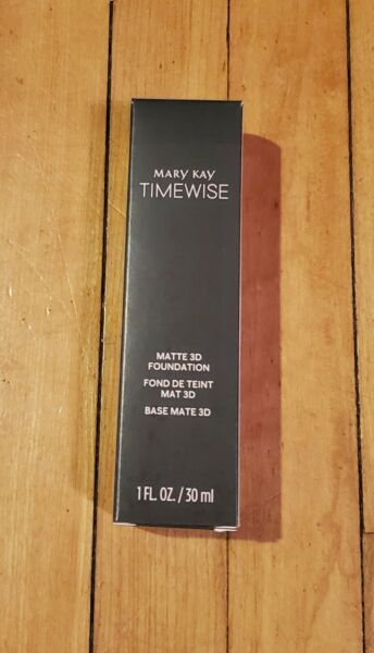 Mary Kay Timewise Matte 3D Foundation Free Shipping