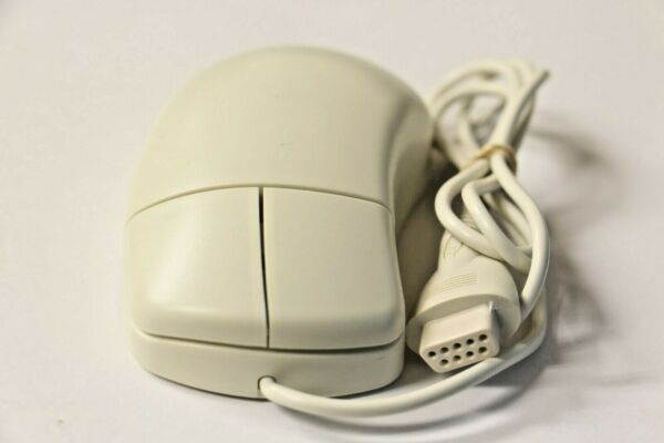 Serial Mouse 100% Compatible with Older Systems NEW $19.99