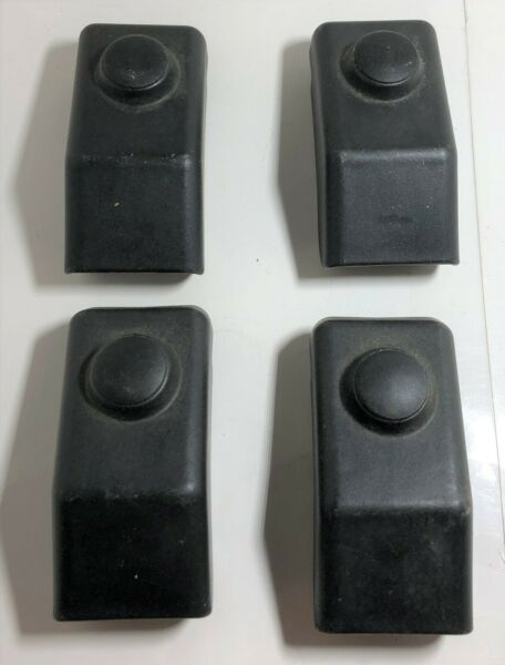 Thule 853 1388 Keyless Cap Cover Roof Rack Foot Pack Lots of 4 $2.99