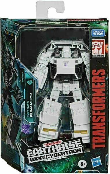 Transformers Runamuck Earthrise Deluxe Class War for Cybertron *IN STOCK