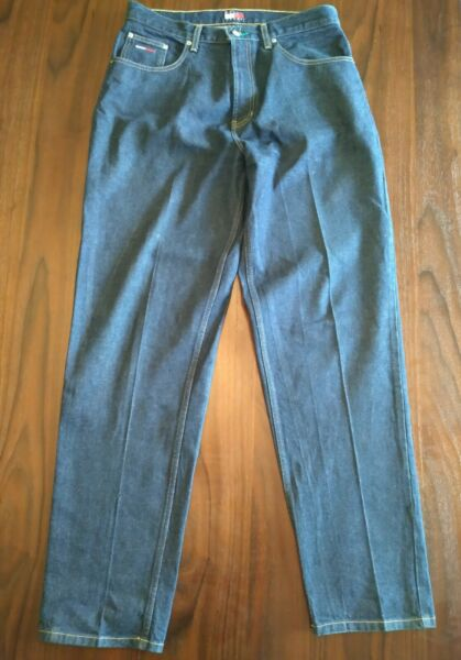 Tommy Mens Jeans Blue Size 34x34 $32.00