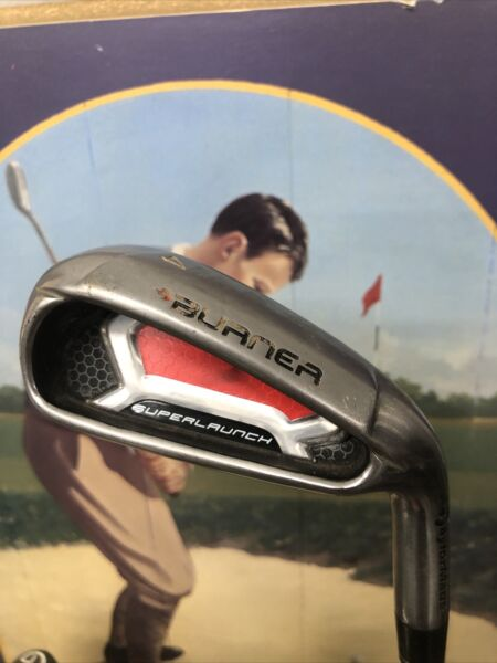 Used Taylormade Burner Superlaunch 4 Iron