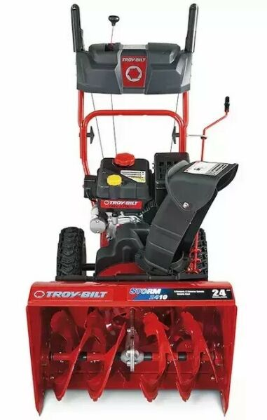 Troy Bilt 24quot; Two Stage Electric Start GAS Snow Blower