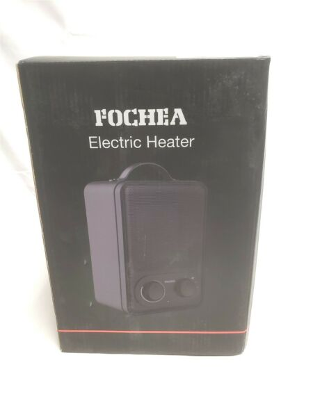 FOCHEA Heaters Indoor Portable Electric1500W 950W Personal Ceramic Space Heater