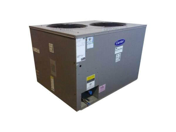 CARRIER Used Central Air Conditioner Commercial Condenser 38AUZA08A0B6A ACC 1550 $1148.85