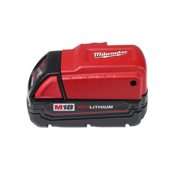 Milwaukee M18 USB Power Source Cordless Charging Port w o Battery Tool Only $60.92