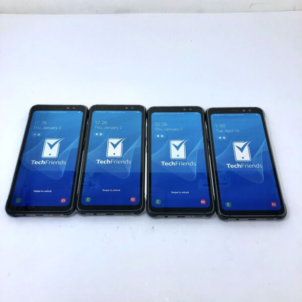 Samsung Galaxy S8 Active ATamp;T or GSM Unlocked Smartphone $115.00
