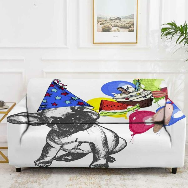 Kite Keeps Pace Stretch Sofa Cover Lounge Couch Slipcover Recliner Protector AU $43.11