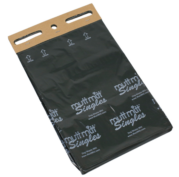 Mutt Mitt Single Ply Dog Waste Poop Pick Up Bag 400 Count $29.50