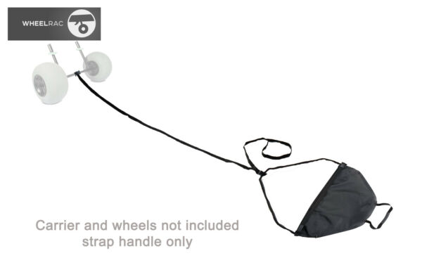 Strap Handle to connect bike to your SUP carrier carts DYI carriers. $39.95