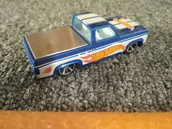 Hot Wheels #x27;83 Chevy CUSTOM Bed Cover Made From Aluminum.... $7.99