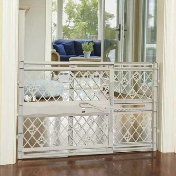 Portable Pet Gate Dog Gate Baby Safety Guard Gate Fits 26quot; 40quot; Wide 23quot; Tall $29.99