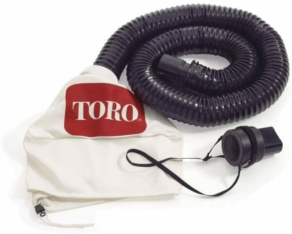 Toro 51500 Universal Leaf Collector with 8 Foot Hose Toro Blower Vacuum Bag