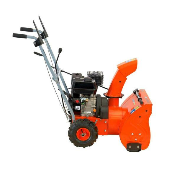 22 in. 2 Stage Gas Snow Blower by YARDMAX