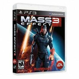 Mass Effect 3 for PlayStation 3 PLAYSTATION 3 PS3 Role Playing Video Game $5.15