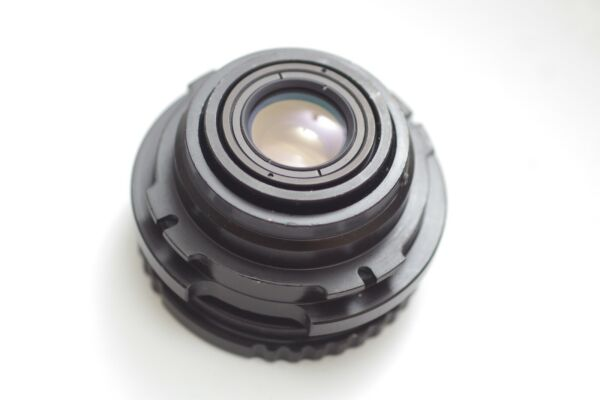 2 3quot; B4 Mount Lens to Arriflex PL Mount Adapter with 2X magnifying glass builtin $175.00
