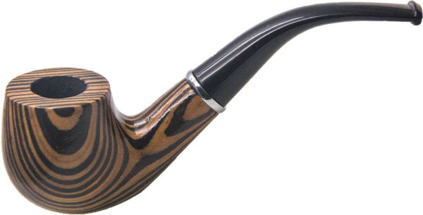 Durable Wooden Wood Smoking Pipe Tobacco Cigarettes Cigar Pipes Enchase Gift 6W2 $12.99