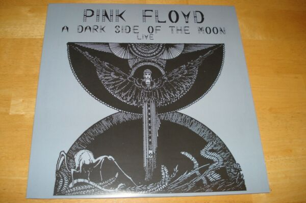Pink Floyd Dark Side Of The Moon Live In London 1974 Unofficial 2 LP No TMOQ