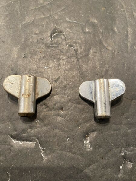 Austin Healey Side Curtain Wing Nuts