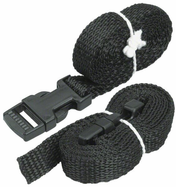 Saris Hitch Rack Wheel Straps Sold as a Pair Plastic Buckle Bike Rack Accessory $13.86