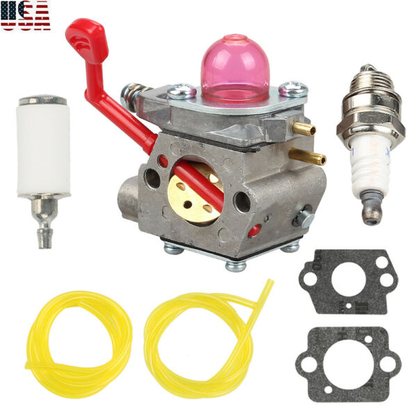 Carburetor 545081855 Fit Craftsman 358794600 25Cc 200 Mph 430 Cfm Gas Blower