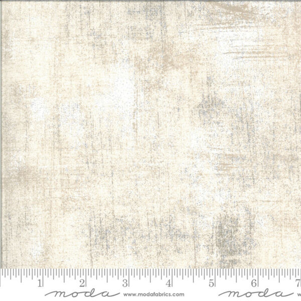 Moda Fabric Cider Grunge Roasted Marshmallow BasicGrey by ½ yard #30150 542