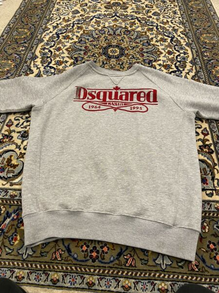 dsquared2 sweatshirt $75.00