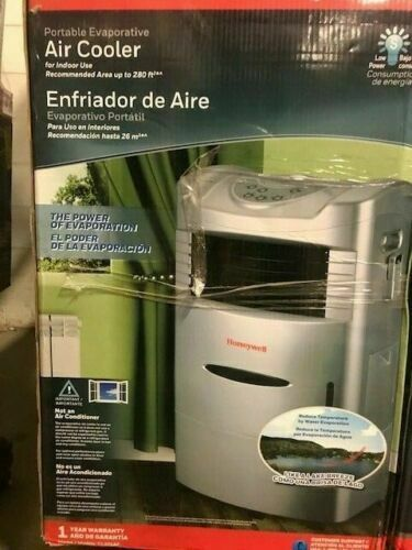 Honeywell CL201AE 42 Pint Indoor Portable Evaporative Air Cooler