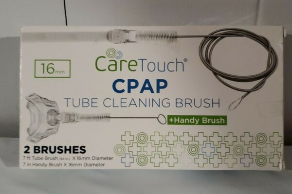 7 Foot Long CPAP Tubing Cleaning Brush Flexible Stainless Small Handy Brush