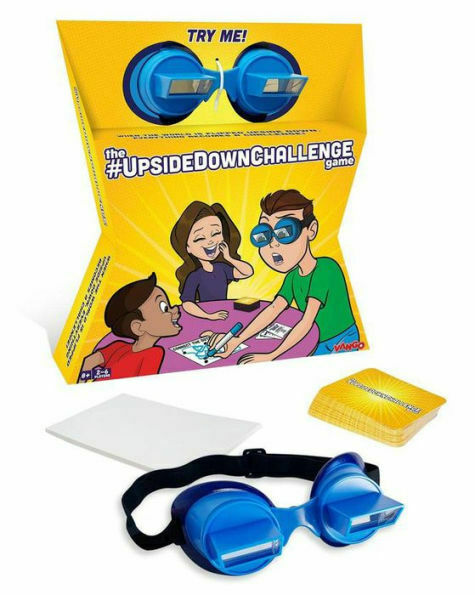 Upside Down Challenge Game For Ages:8 Free Expedited Shipping