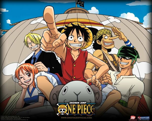 One Piece Complete Anime Series Episodes 1 719 14 Movies