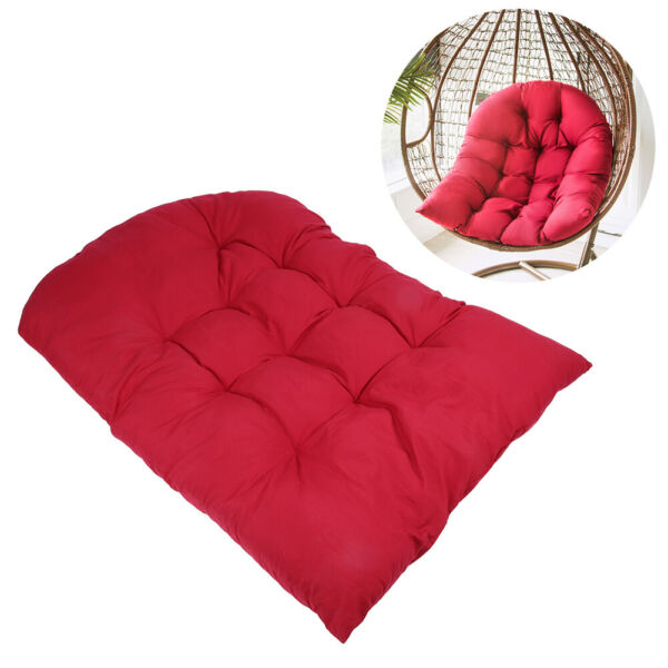 Hanging Basket Chair Cushion Egg Hammock Swing Chair Seat Cushions For Patio $31.31