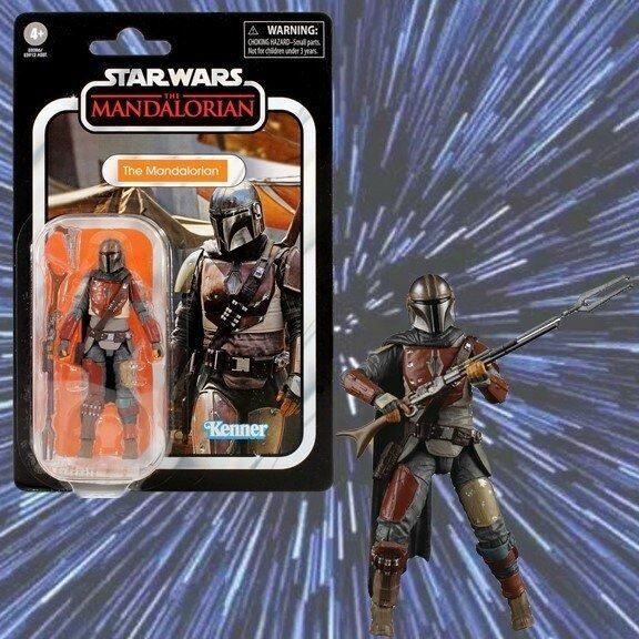 The Mandalorian Vintage Collection Star Wars 3.75 Inch Action Figure *IN STOCK