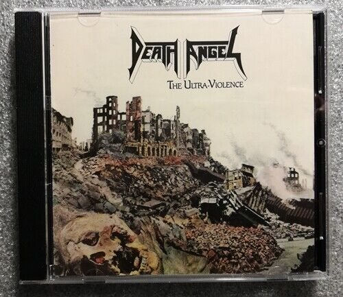 Death Angel The Ultra Violence CD * Free Fast Shipping