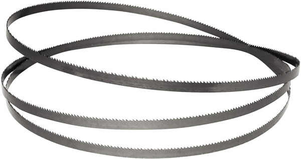 """High Carbon Band Saw Blade 62"""" x 3 8"""" For Woodworking Plastic Aluminum 1 Pack $11.76"""