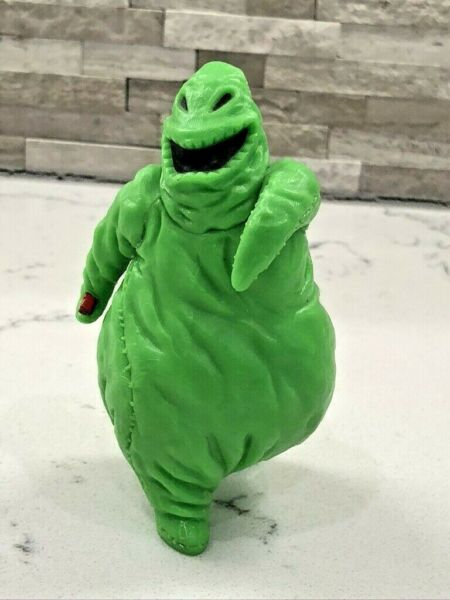 Rare Touchstone Pictures Nightmare Before Christmas OOGIE BOOGIE MAN Figure