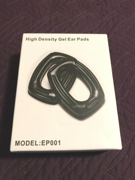 High Density Gel Ear Pads Replacement Cups for Howard Leight New $18.95