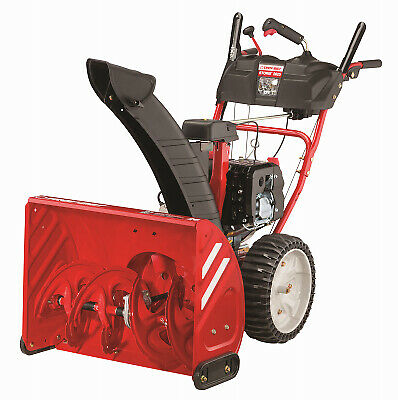31BM6CP3766 Snow Blower 2 Stage 243cc Engine Electric Start 26 In. Path