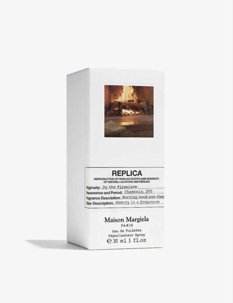 Maison Margiela Replica By The Fireplace 30ml 1oz Cellophane Wrapped