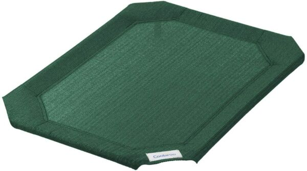 Dog Bed Elevated Outdoor Raised Pet Cot Indoor Durable $18.99