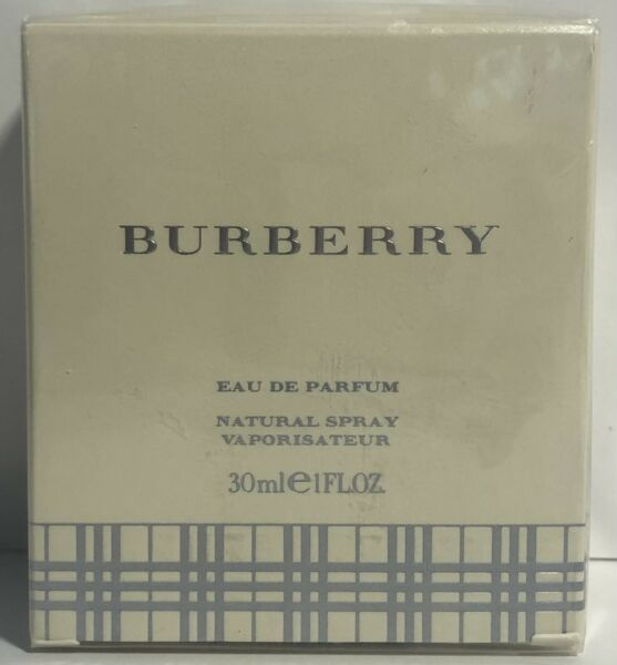 BURBERRY Classic for Women by Burberry 30ml 1.0oz EDP NEW in Box $23.69