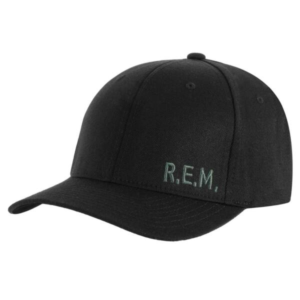 R.E.M. Men#x27;s Automatic For The People Baseball Cap Adjustable Black $17.69