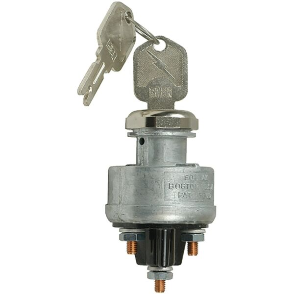 New 31 196P Pollak Ignition Switch for Universal