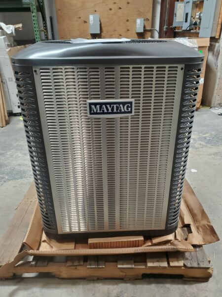 Maytag M1200 4 TON 14 Up To 15 SEER R 410a High Efficiency A C Condenser PSA1BE $1214.99