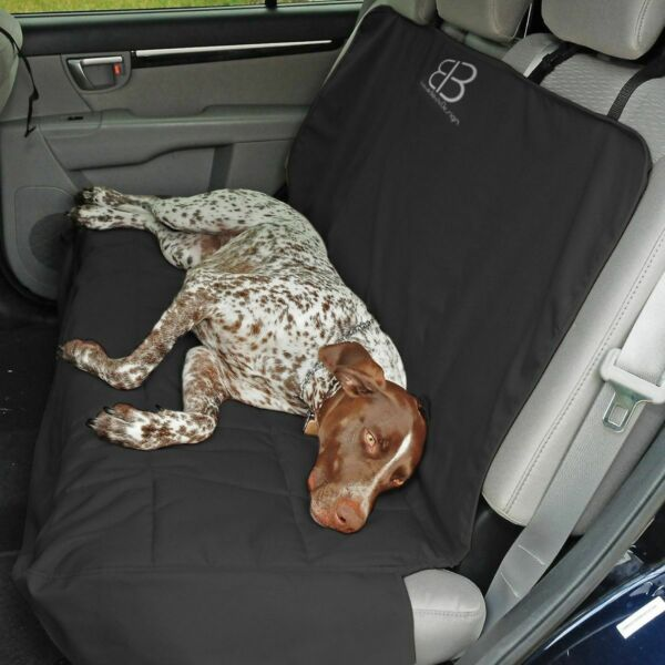 Rear Seat Protector By Petego Durable Canvas Car Seat Cover $40.99