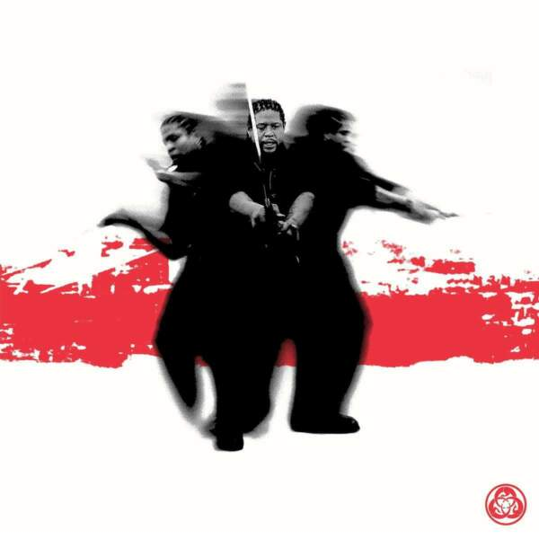 RZA Ghost Dog The Way Of The Samurai New Vinyl LP Sealed $26.99